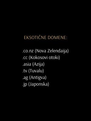 Eksotične domene Martina Mediaas